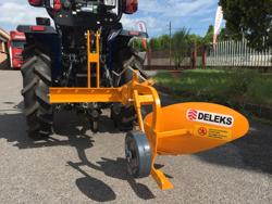 single plov for traktorer som iseki kubota dp 18