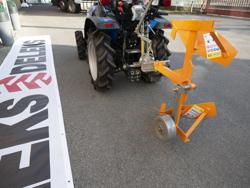 vekselplov for små traktorer som kubota iseki drp 25