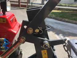 vendeplov med manuel drejning for traktorer drp 35