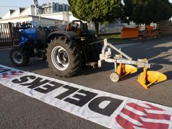 dobbelplov for traktorer som carraro ddp 30
