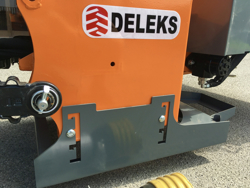 professionel hydraulisk disk opererende flishugger til traktor mod dk 1800
