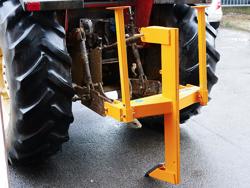 en tand grubber for traktor mod dr 60