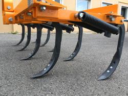 kultivator 215cm kultivator med fjerer for jordbearbejdning mod de 215 9 v