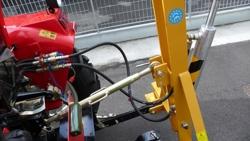hydraulisk kran for traktor el 500