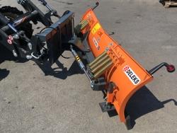 sneblad til traktorer med front læsser ln 200 e