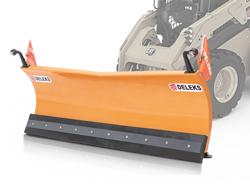 middels tungt sneblad til kompakt lastere op til 3 tonn ln 220 m