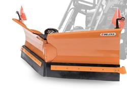 sneplov for traktorer med frontlæsser lnv 180 e