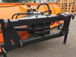 tungt sneblad for traktorer med frontlæsser ssh 04 2 2 e