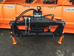 tungt sneblad for traktorer med frontlæsser ssh 04 3 0 e