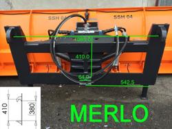sneplov for tele lastere merlo ssh 04 3 0 merlo