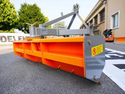 vejskrabe 110cm for traktore som kubota mod dl 110