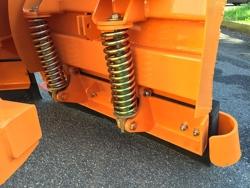 sneplov for traktor med tre punkts fæste lnv 200 c