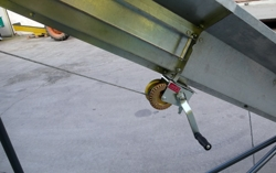 hydraulisk tømmertransport bånd for traktor mod ntl