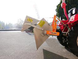 let hydraulisk transport skovl for traktor pri 120 l