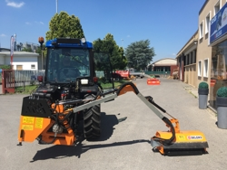 arm klipper til traktor airone 100