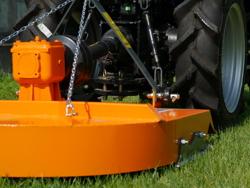 rotorklipper til traktor buggy 120