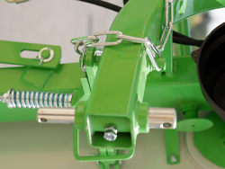 rotorklipper for traktorer dfr 185h