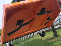 klippepande til traktorer dm 150