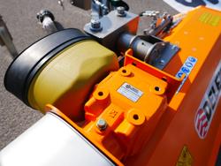 flerbrugs kantklipper let kantklipper til traktorer volpe 120