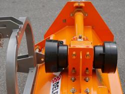 slagleklipper til traktorer med reversibel montering som carraro bcs medium series 160 cm arbejdsbredde mod puma 160 rev