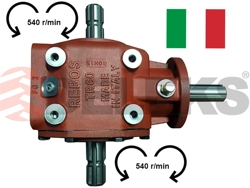 slagleklipper for traktorer med montering reversibelt eller forud hydraulisk sideforskydning mod rino 160 rev