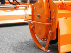 tung jordfræser for traktorer arbejds bredde 180cm for jordbearbejdelse mod dfh 180