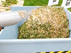 professionel flishugger bio kompostkværn dk 800 lf