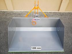 skovl med gaffeltruck fæste prm 120 lm