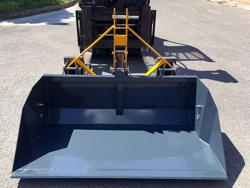 tung skovl med gaffeltruck fæste prm 140 hm