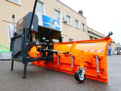 tungt sneblad til traktor med universel plade ssh 04 2 2 a