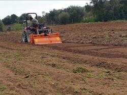 tung jordfræser for traktorer arbejds bredde 150cm mod dfh 150