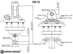 skovklo for minigravemaskine og skovbrug krane dk 10 gr 10