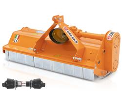 slagleklipper 140cm til traktorer betepudser for john deere new holland leopard 140