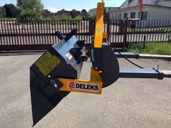 hydraulisk tung skovel med gaffeltruck fæste pri 180 hm