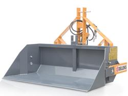 hydraulisk transport skovl for traktor pri 140 h