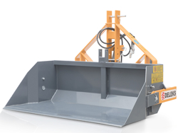hydraulisk transport skovl for traktor pri 160 h