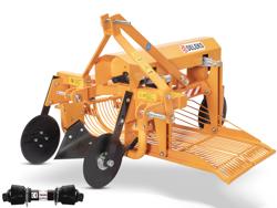 kartoffel optager til traktor mod dpt 150