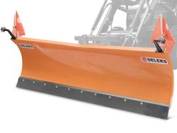 sneblad til traktorer med front læsser ln 250 e