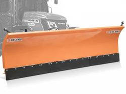 tungt sneblad til traktor med universel plade ssh 04 2 6 a