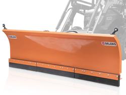 tungt sneblad for traktorer med frontlæsser ssh 04 2 6 e