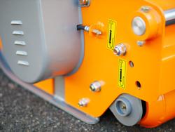 slagleklipper med justerbar sideforskydning for traktorer med 70 100hk rino 200
