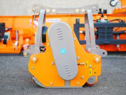 slagleklippere med hammerslagler reversibel for traktorer mod rino 180 rev