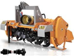 tung jordfræser for traktorer hydraulisk sideforskydning dfh idr 150