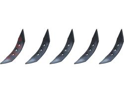 5 knive til kultivator
