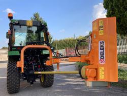 flerbrugs kantklipper læt kantklipper for traktore volpe 140
