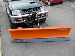 snebladet til jeep pick up terrængående køretøjer lns 170 j
