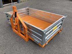 transportkasse til traktor t 2000