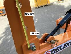en tand grubber for traktor mod dr 100h