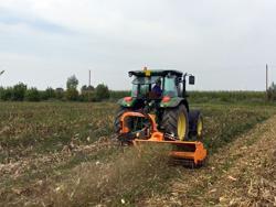 slagleklipper til traktore alce 140