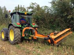 slagleklipper til traktore alce 160